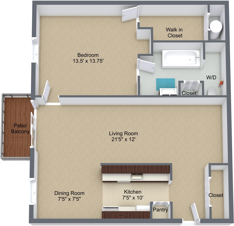Sandhurst Apartments: Princeton Management