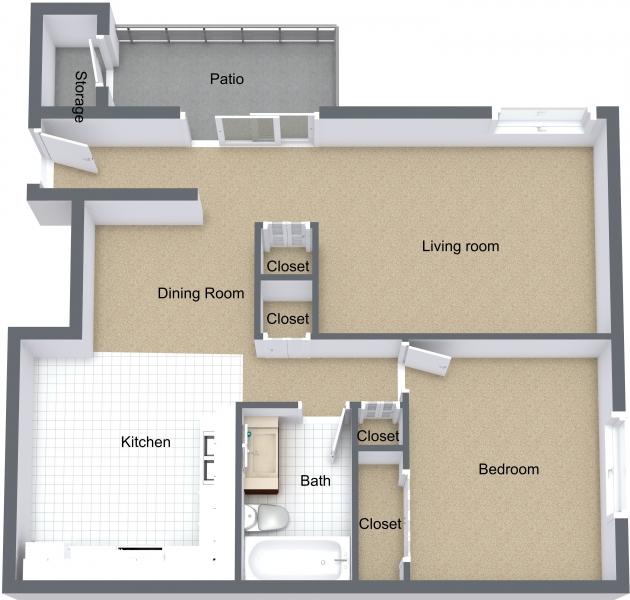 Carriage House Apartments: Carriage House Apartments