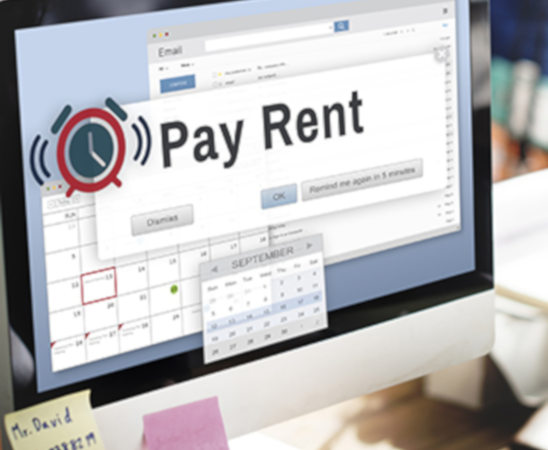 Easy online rent payments