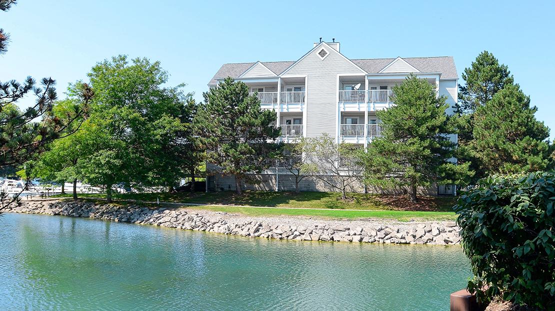 Grayhaven Marina Village Apartments Princeton Management