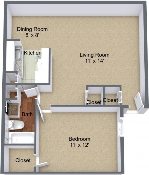 Princeton Court Apartments: Princeton Management